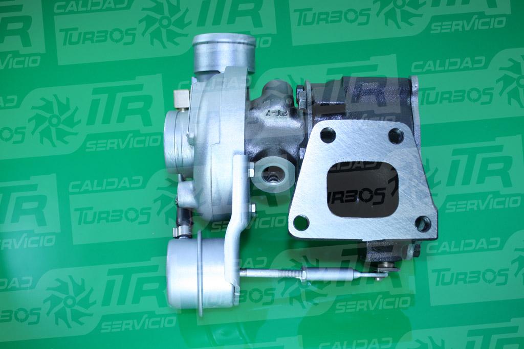 Turbo GARRETT 466534-3o5 (imagen 3)
