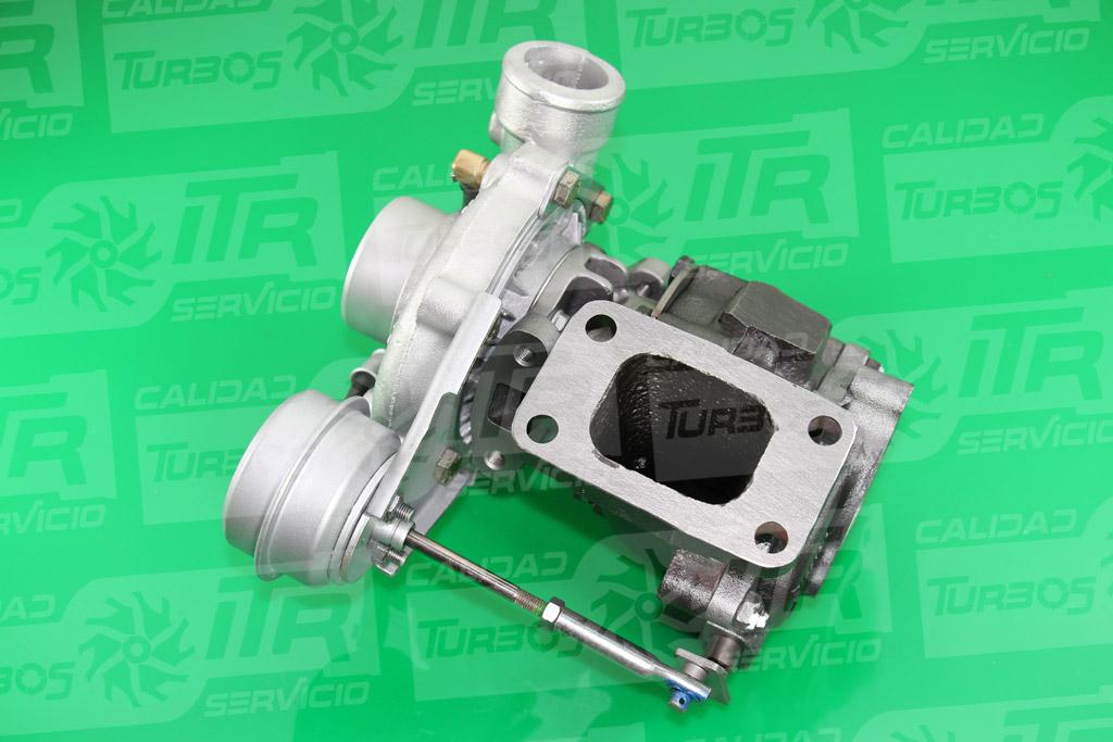 Turbo GARRETT 466726- (imagen 2)