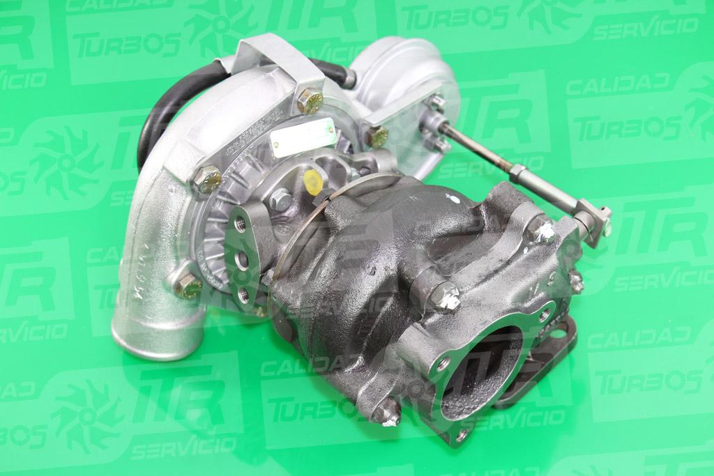 Turbo GARRETT 466726- (imagen 3)