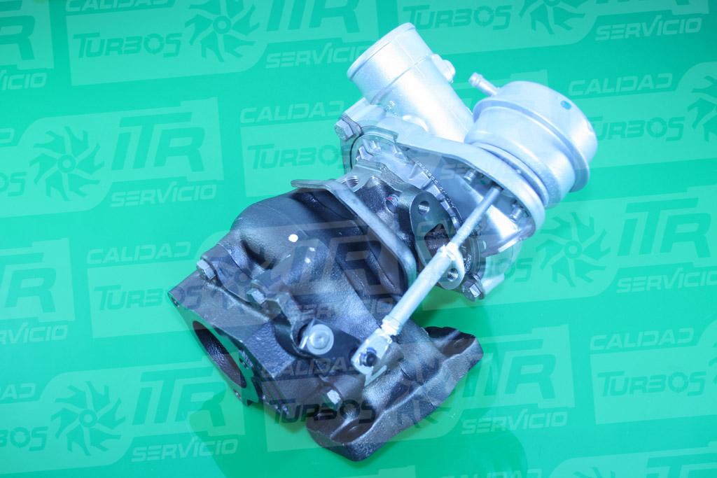 Turbo GARRETT 466948- (imagen 3)