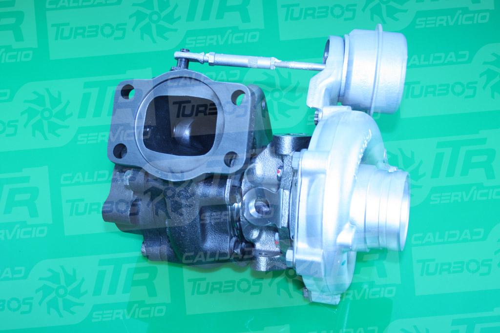 Turbo GARRETT 466948- (imagen 2)