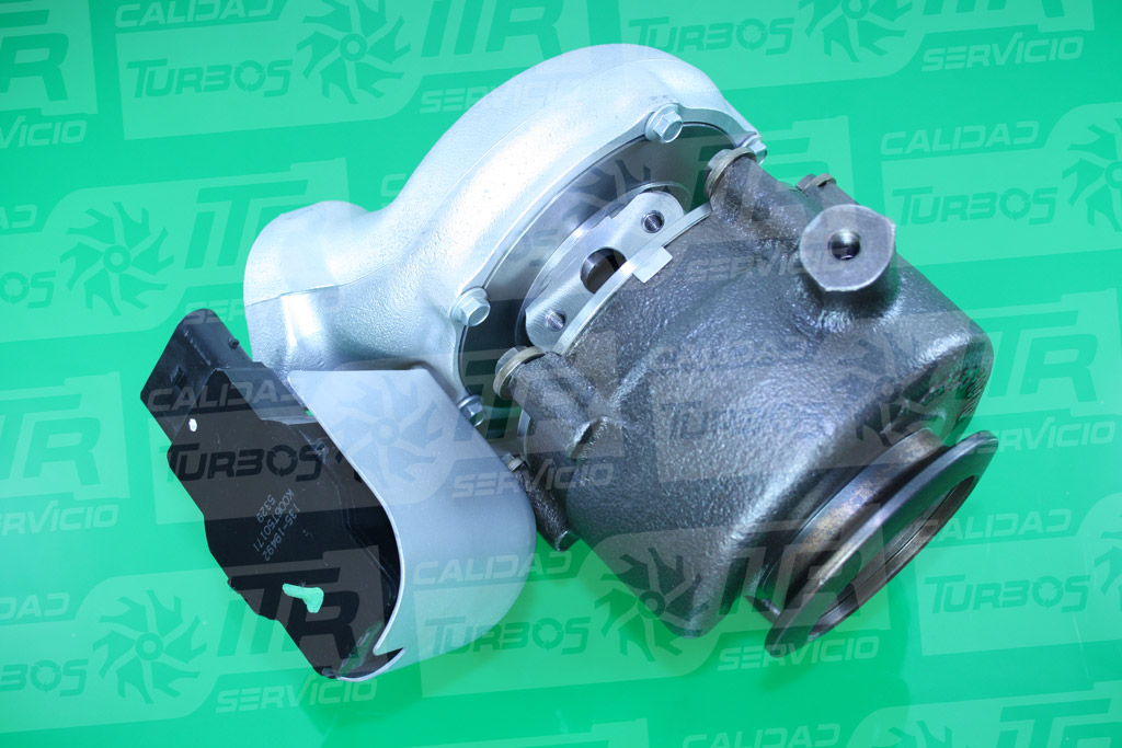 Turbo MITSUBISHI 49135-05671 (imagen 2)