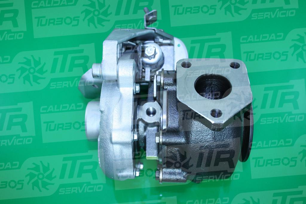 Turbo MITSUBISHI 49135-05671 (imagen 3)
