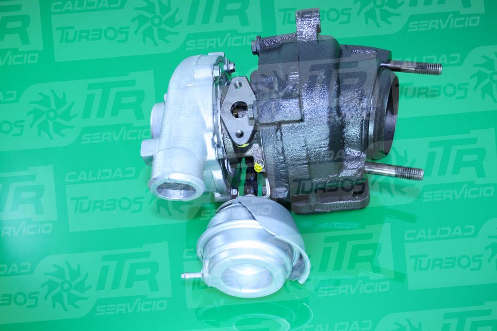 Turbo GARRETT 700447- (imagen 2)