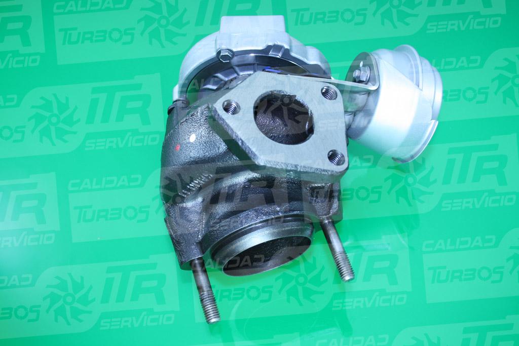 Turbo GARRETT 700447- (imagen 3)
