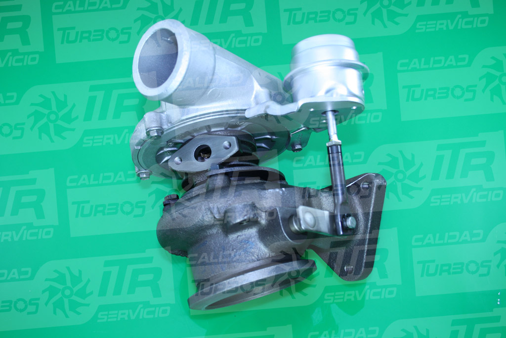 Turbo GARRETT 700625- (imagen 2)