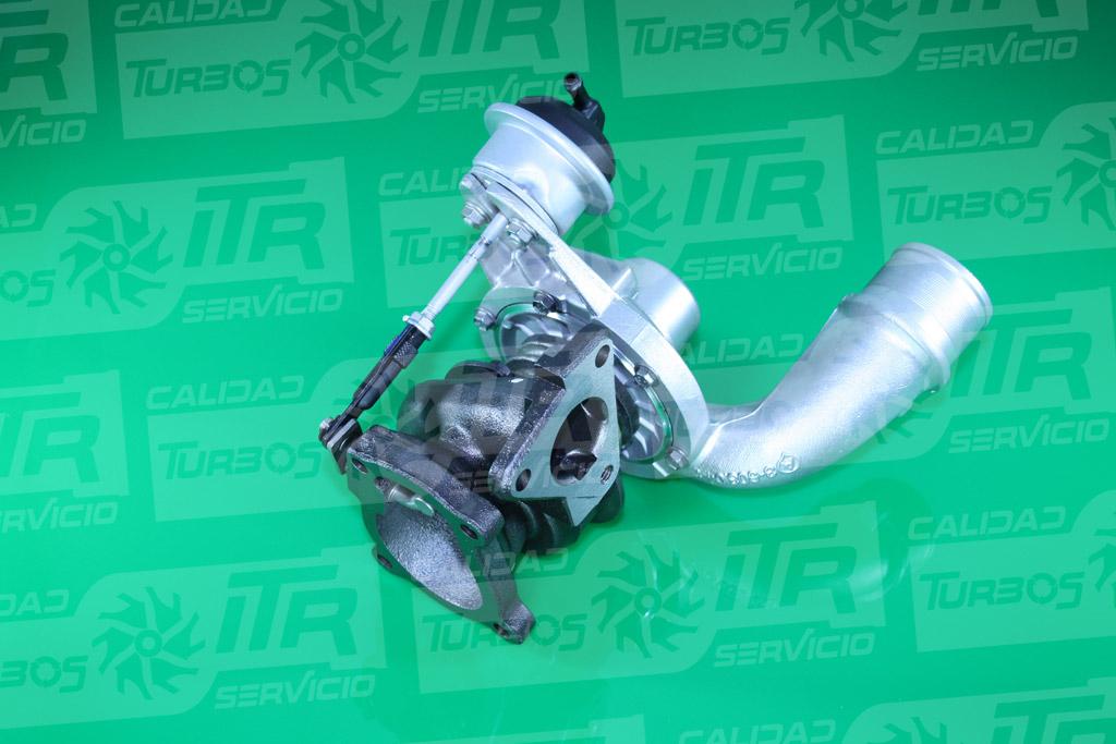 Turbo GARRETT 700830- (imagen 2)