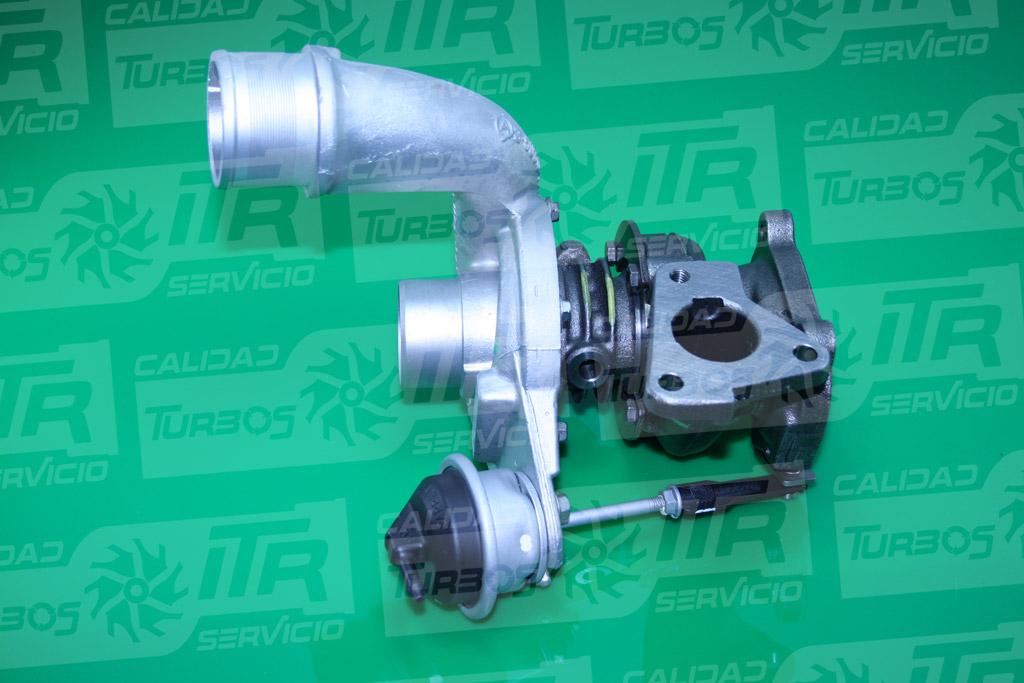 Turbo GARRETT 700830- (imagen 3)