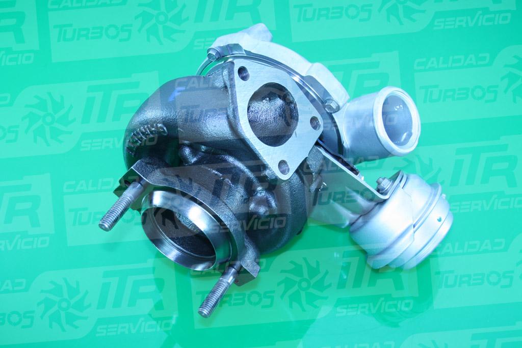 Turbo GARRETT 700935- (imagen 2)