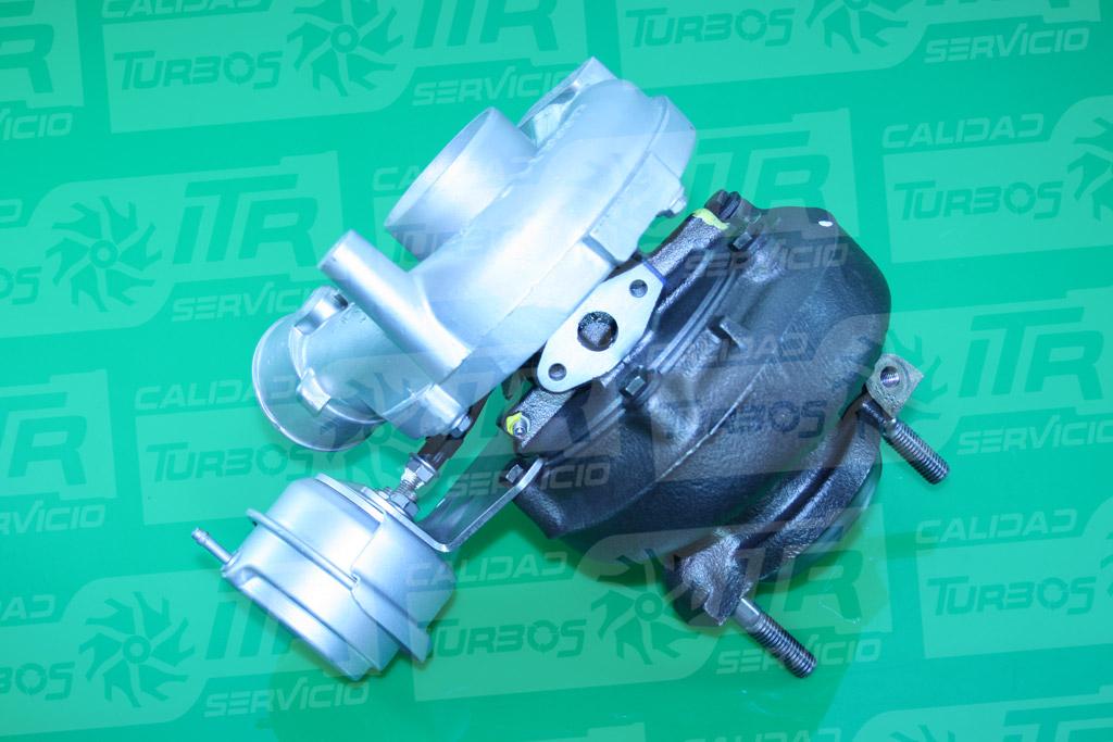 Turbo GARRETT 700935- (imagen 3)