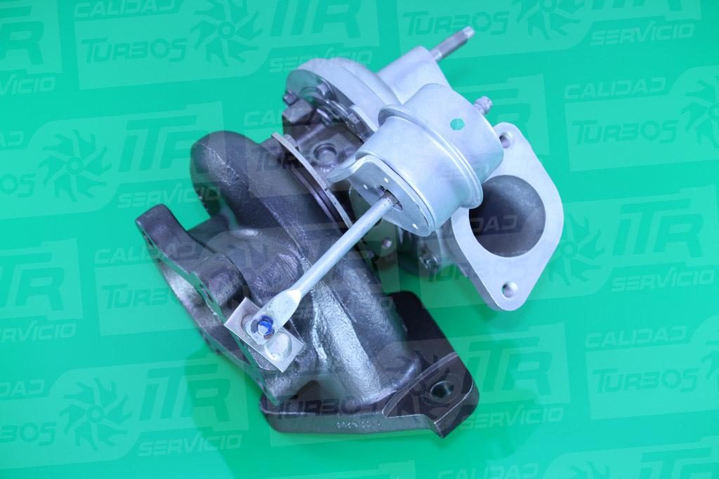 Turbo GARRETT 701196- (imagen 3)