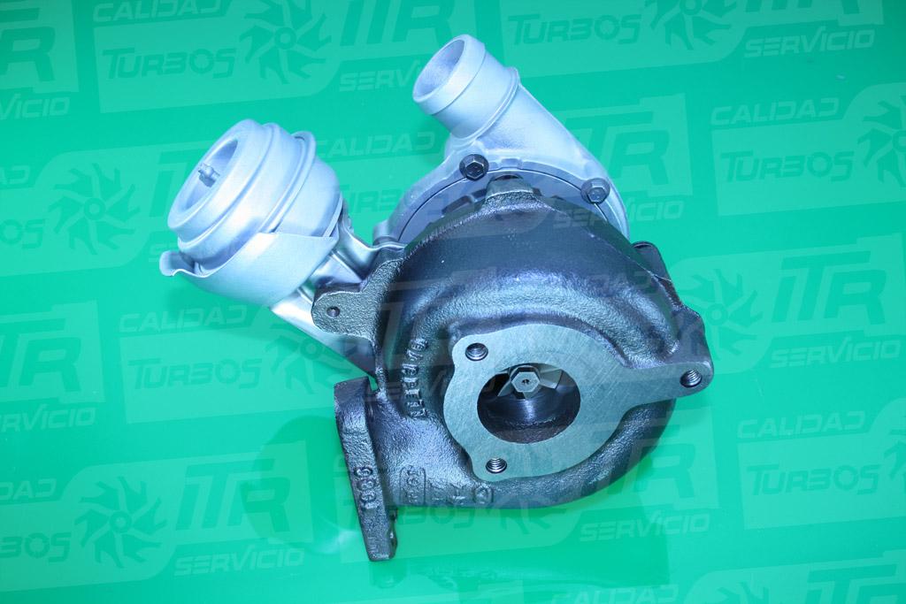 Turbo GARRETT 701854- (imagen 2)