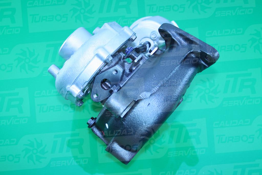 Turbo GARRETT 701854- (imagen 3)