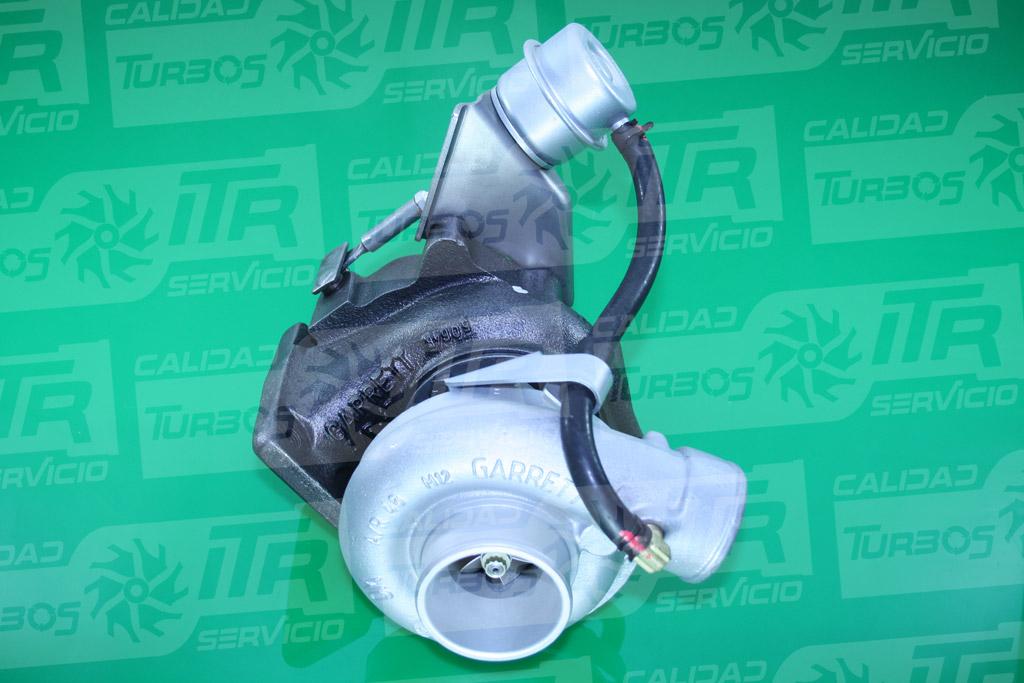 Turbo GARRETT 703325- (imagen 2)