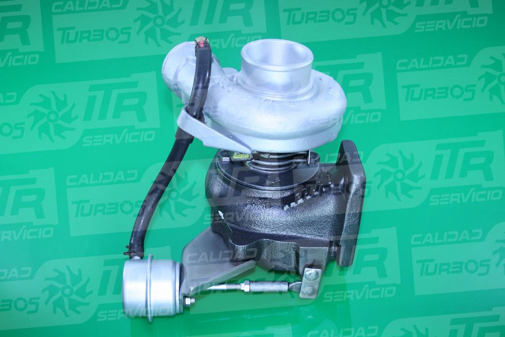 Turbo GARRETT 703325- (imagen 3)