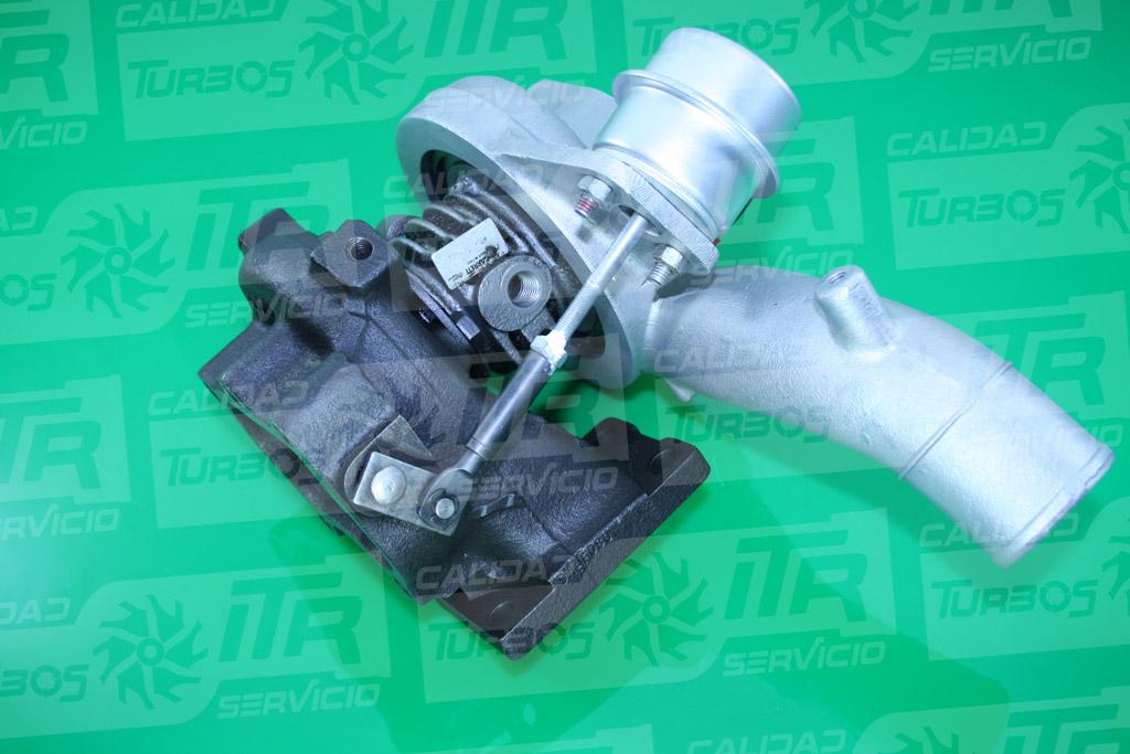 Turbo GARRETT 703605- (imagen 2)