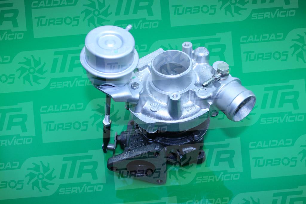 Turbo GARRETT 703674- (imagen 2)