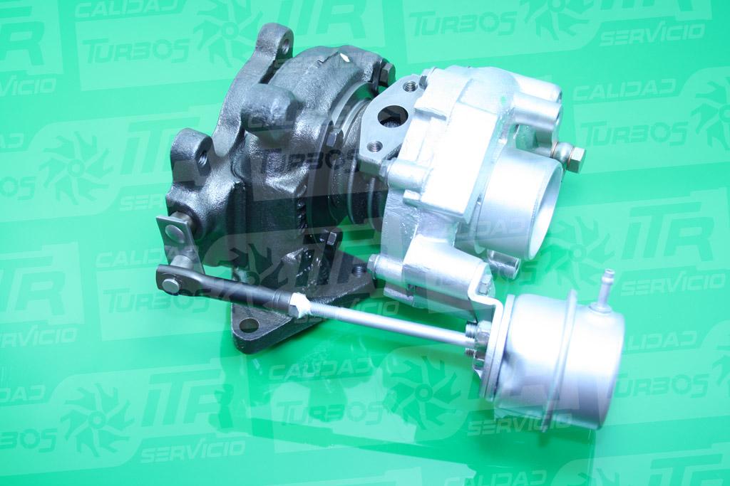 Turbo GARRETT 703674- (imagen 3)