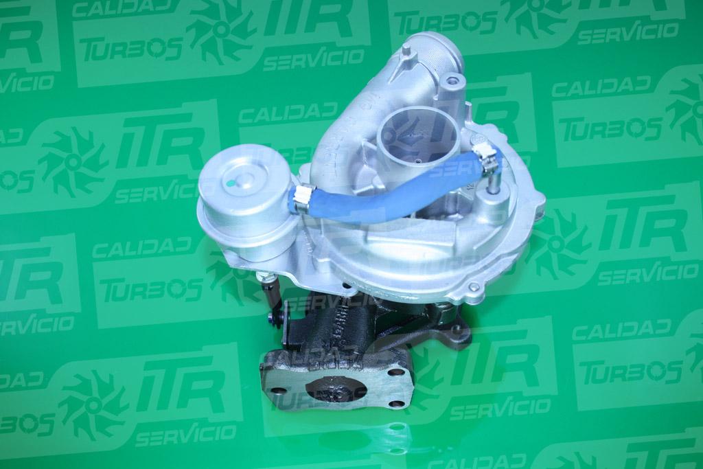 Turbo GARRETT 706976- (imagen 2)
