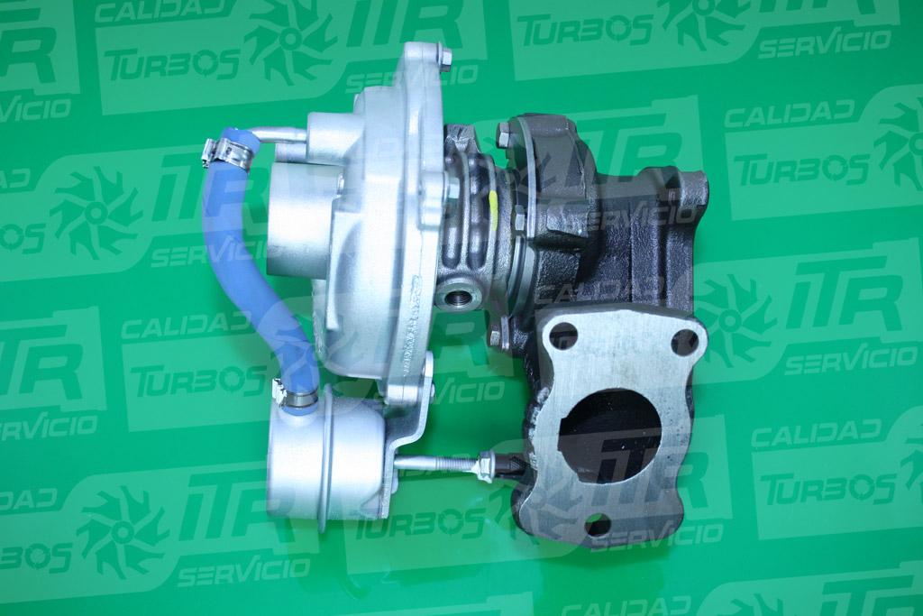 Turbo GARRETT 706976- (imagen 3)