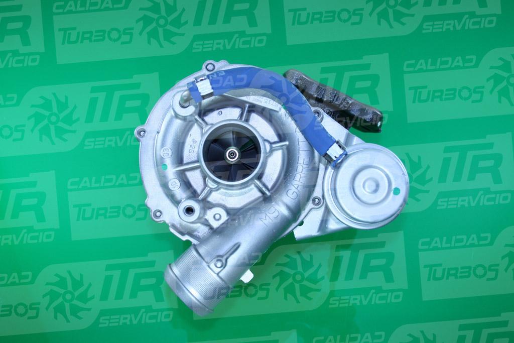 Turbo GARRETT 706977- (imagen 2)