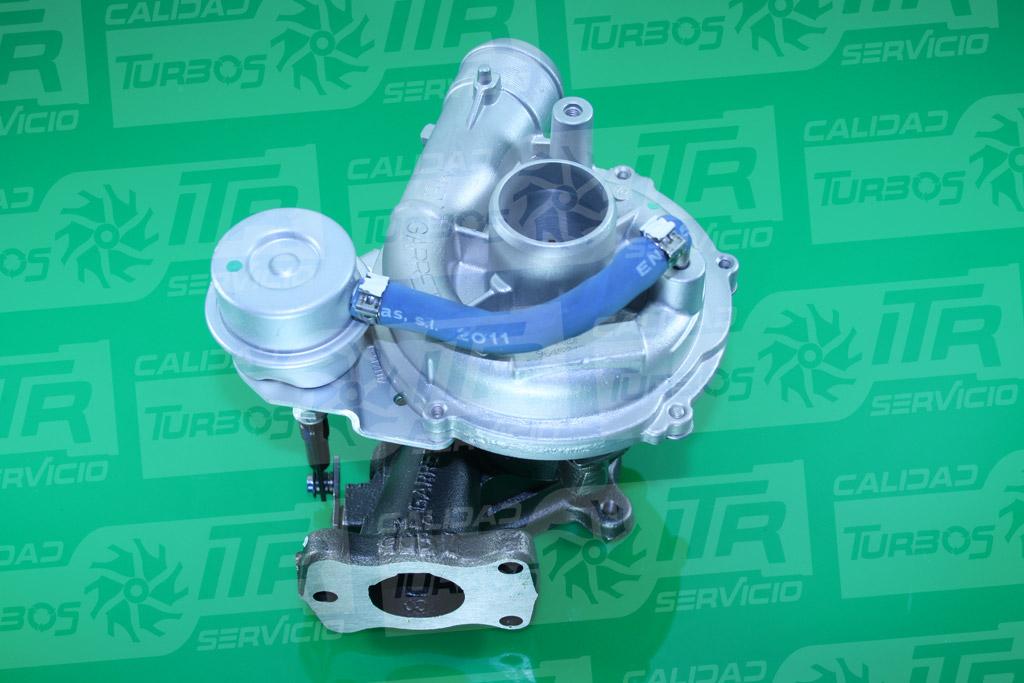 Turbo GARRETT 706977- (imagen 3)