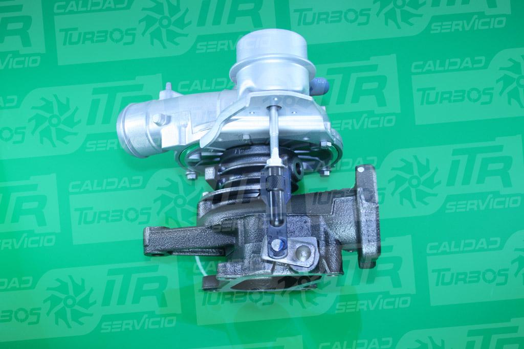 Turbo GARRETT 706977- (imagen 4)