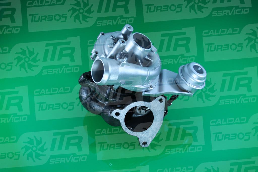 Turbo GARRETT 706978- (imagen 2)