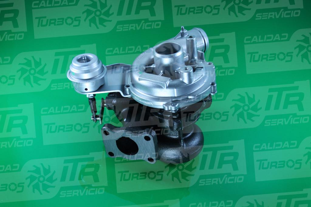 Turbo GARRETT 706978- (imagen 3)