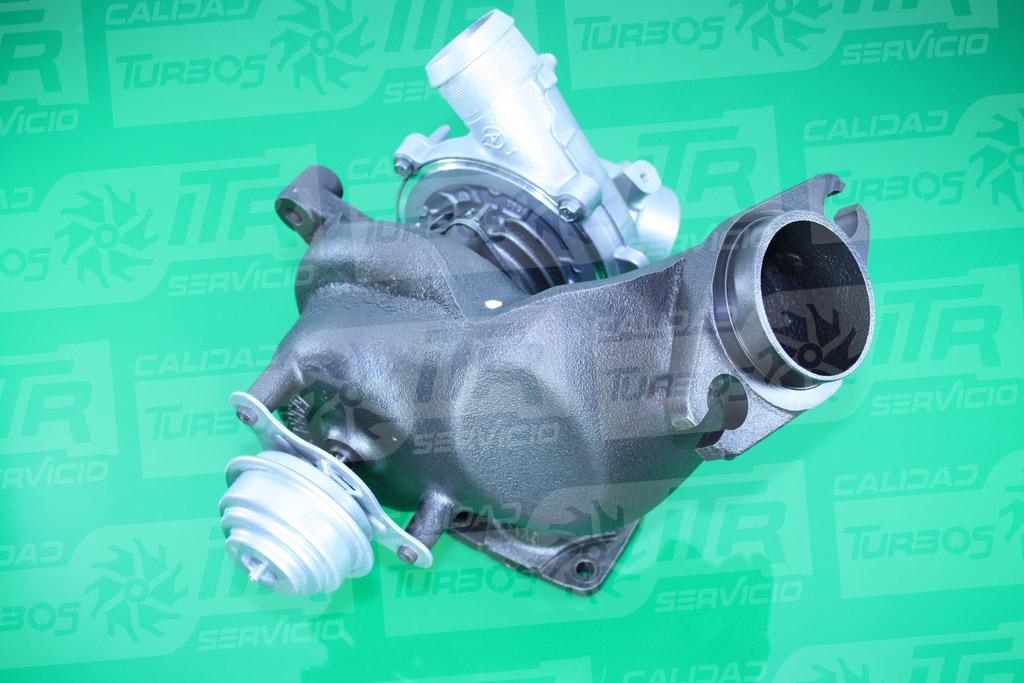 Turbo GARRETT 707240-1 (imagen 2)