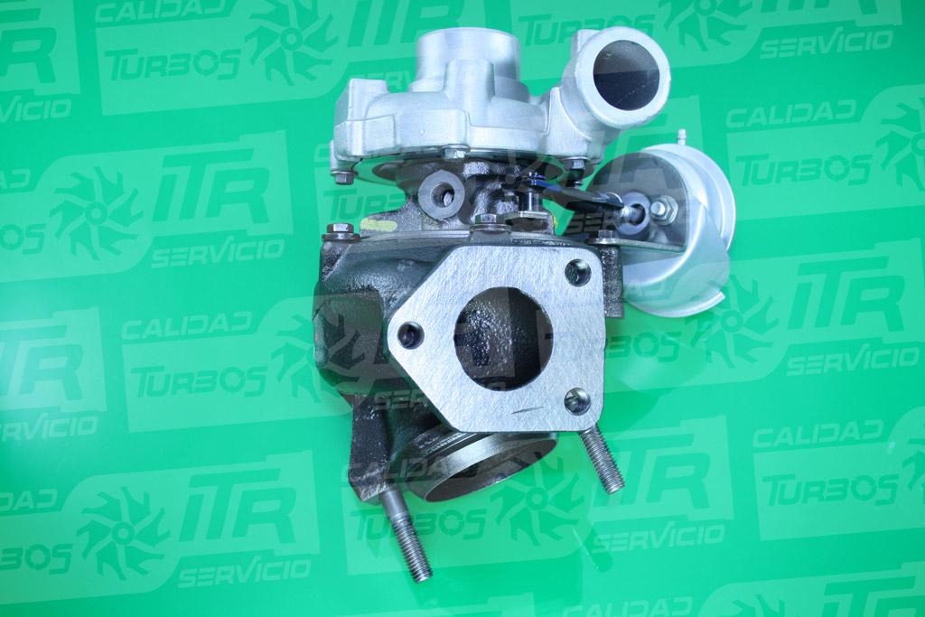 Turbo GARRETT 708366- (imagen 3)