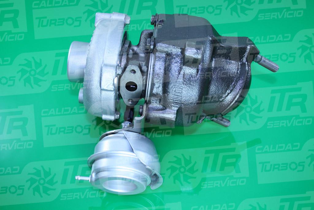 Turbo GARRETT 708366- (imagen 4)