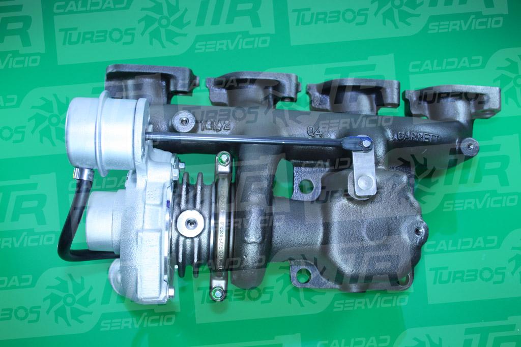Turbo GARRETT 708618- (imagen 3)