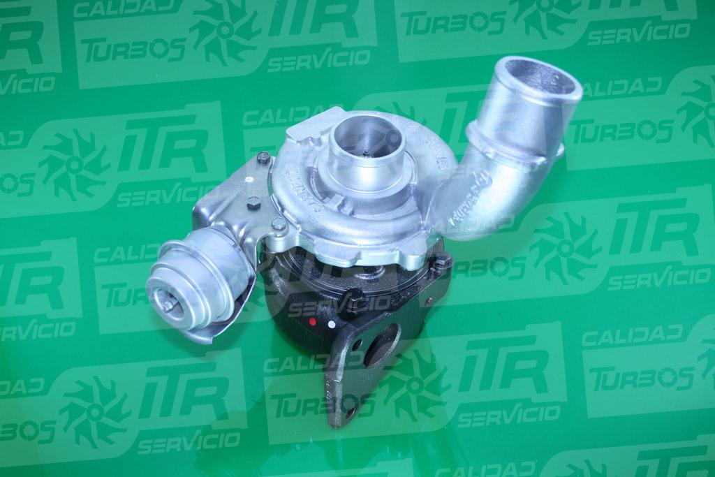 Turbo GARRETT 708639- (imagen 2)