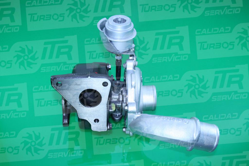 Turbo GARRETT 708639- (imagen 3)