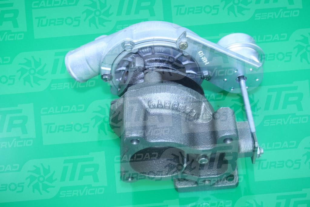 Turbo GARRETT 708847- (imagen 2)