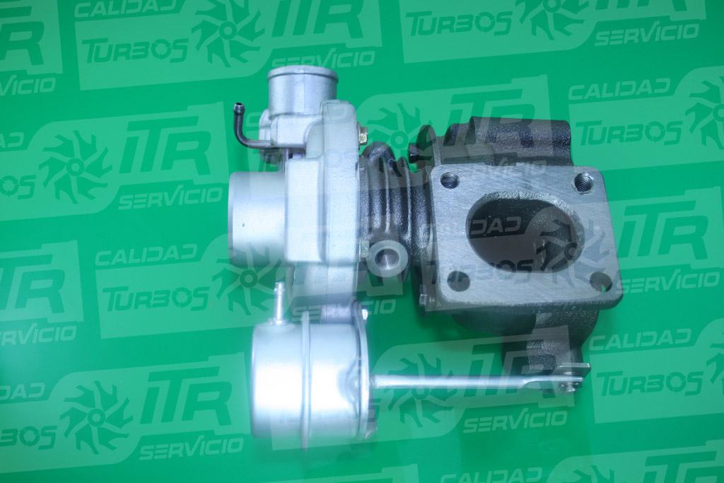 Turbo GARRETT 708847- (imagen 3)