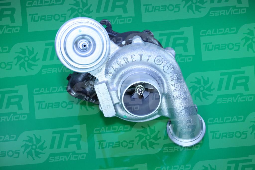 Turbo GARRETT 708867- (imagen 3)