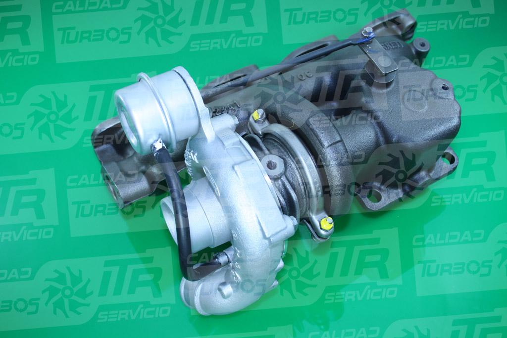 Turbo GARRETT 709035- (imagen 2)