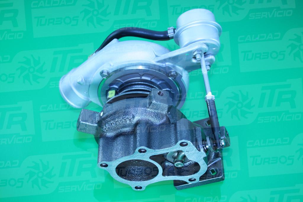 Turbo GARRETT 709693- (imagen 2)