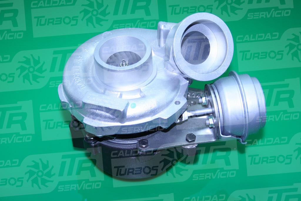 Turbo GARRETT 709836- (imagen 2)