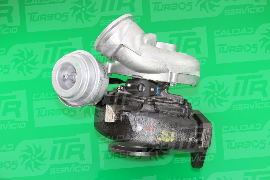 Turbo GARRETT 709838- (imagen 2)
