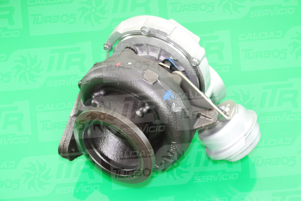 Turbo GARRETT 709841- (imagen 3)