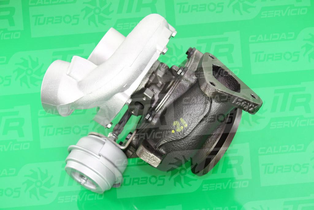 Turbo GARRETT 709841- (imagen 2)