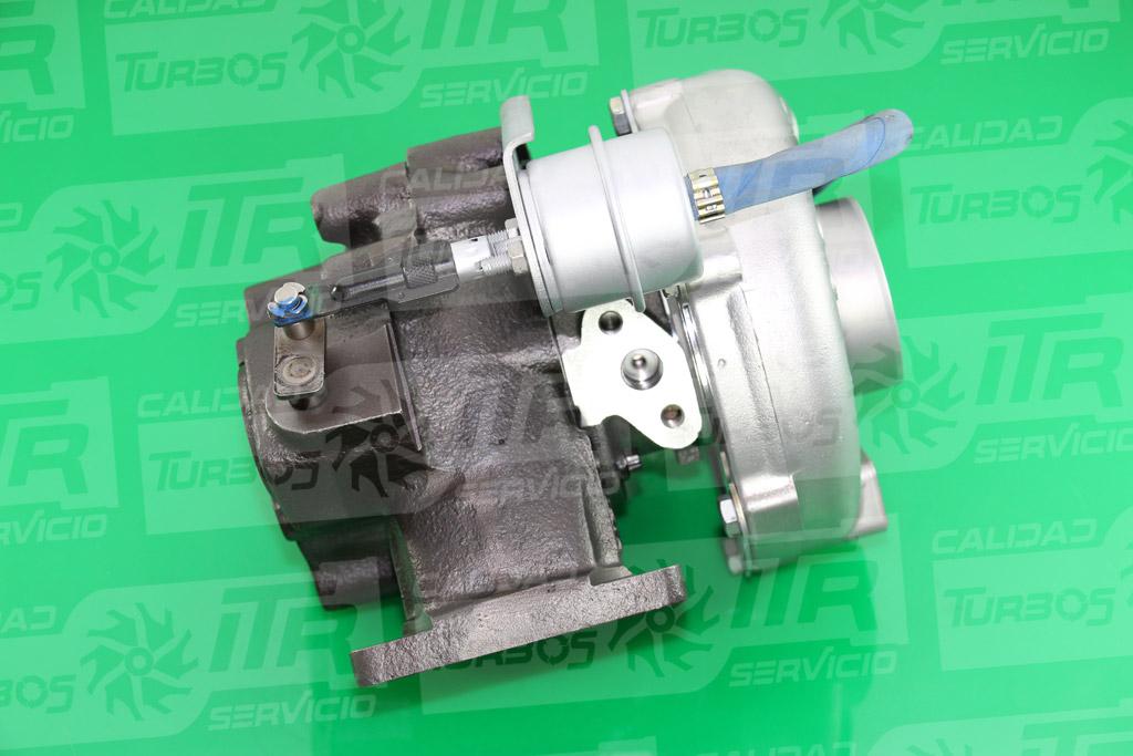 Turbo GARRETT 709942-5 (imagen 2)