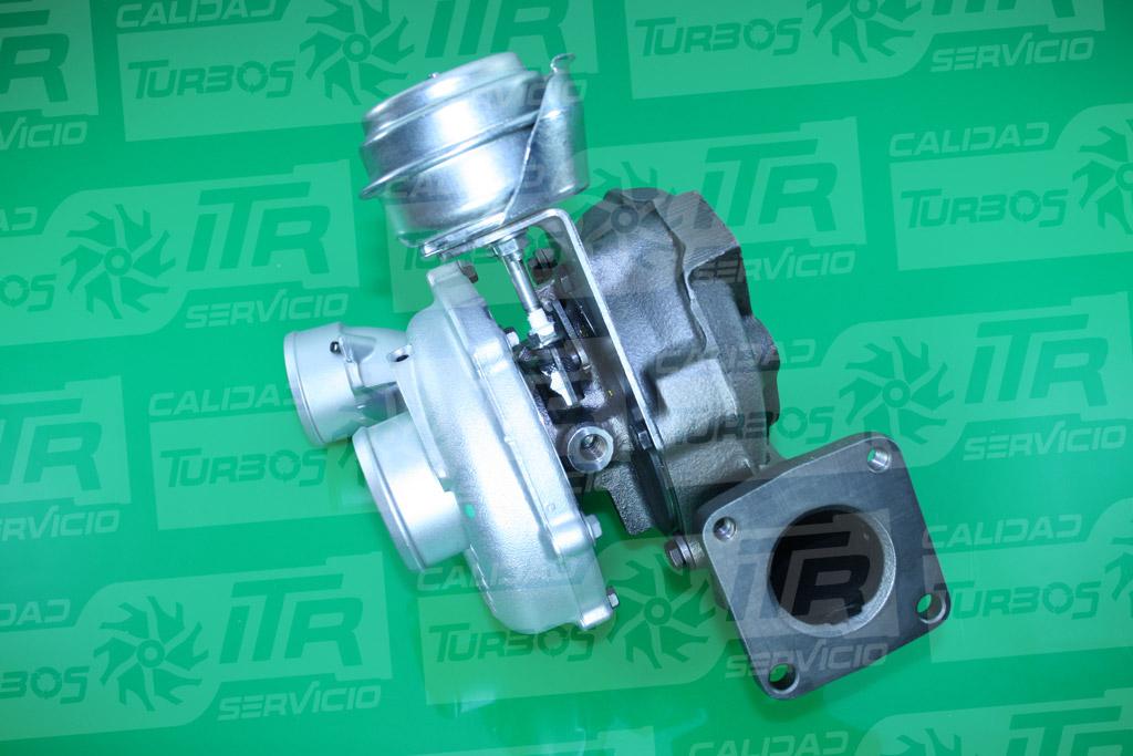 Turbo GARRETT 710811- (imagen 2)