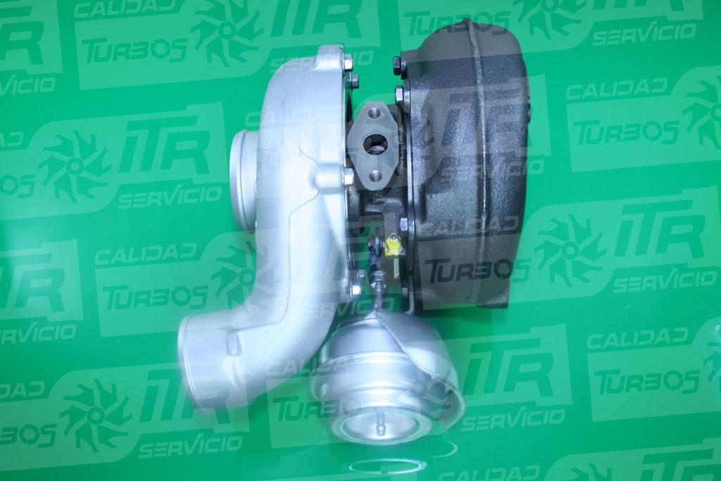 Turbo GARRETT 710812- (imagen 2)