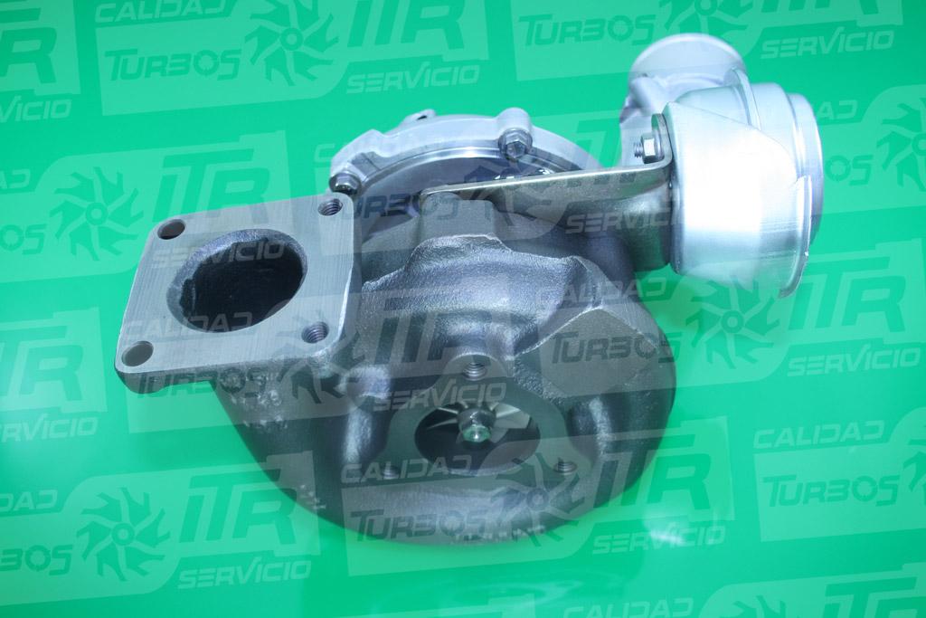 Turbo GARRETT 710812- (imagen 3)