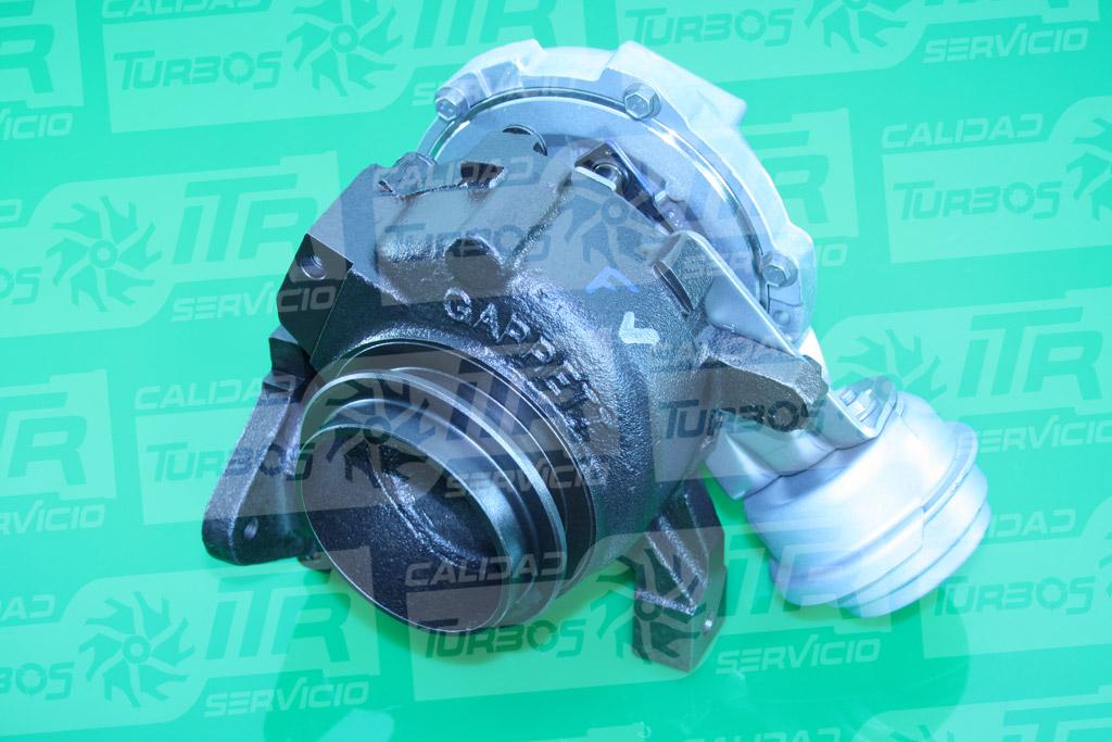 Turbo GARRETT 711006- (imagen 3)