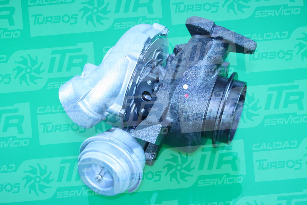 Turbo GARRETT 711006- (imagen 2)
